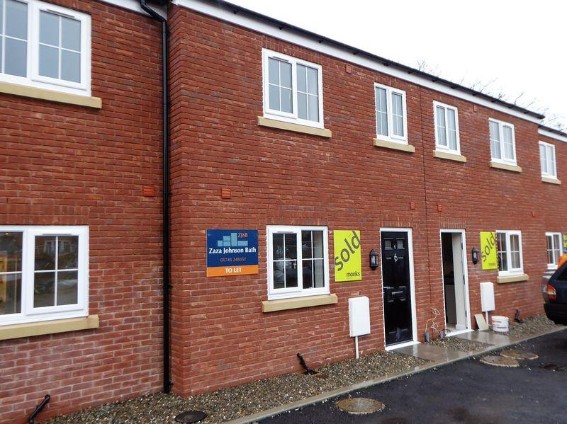2 Bedrooms Terraced House for sale in Pensfold Court, Gains Park, Shrewsbury, SY3 5HF