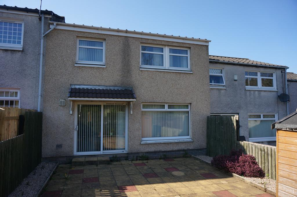 3 Bedrooms Terraced House for sale in Birch Road, Cumbernauld G67