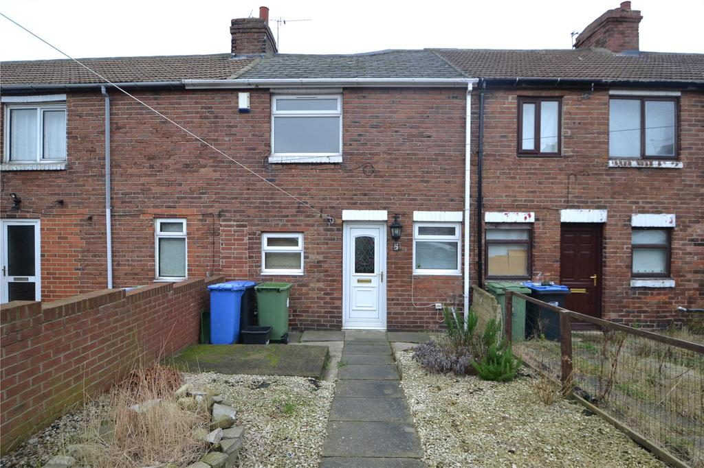 2 Bedrooms Terraced House for sale in Raby Avenue, Easington Colliery, Peterlee, Co.Durham, SR8