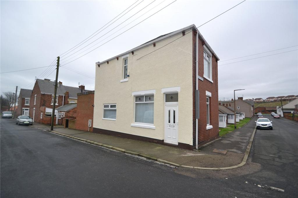2 Bedrooms Detached House for sale in Vane Street, Easington Colliery, Co.Durham, SR8