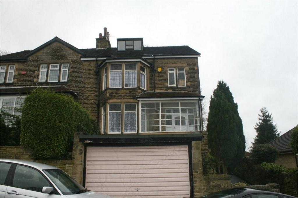 5 Bedrooms Semi Detached House for sale in Leylands Avenue, Heaton, Bradford, West Yorkshire