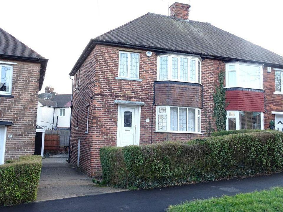3 Bedrooms Semi Detached House for sale in Kirkdale Crescent, Handsworth, Sheffield S13