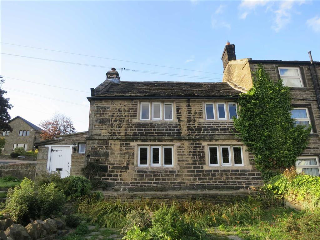 3 Bedrooms Cottage House for sale in Paris Road, Scholes, Holmfirth, HD9