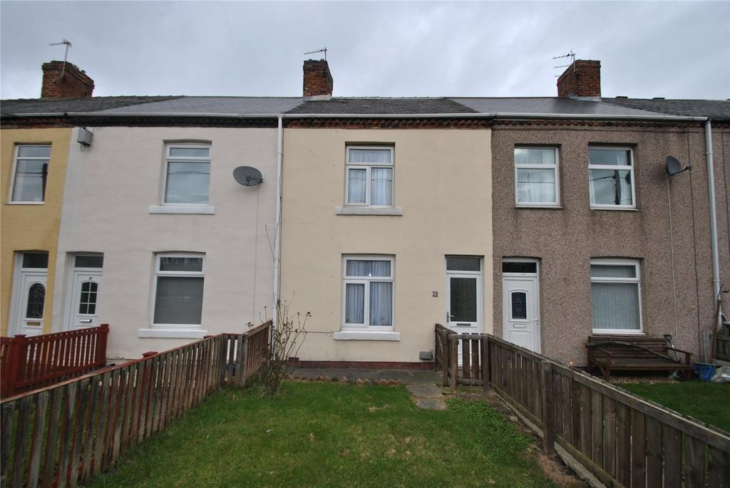2 Bedrooms Terraced House for sale in Fenton Terrace, New Herrington, Houghton le Spring, Tyne and Wear, DH4
