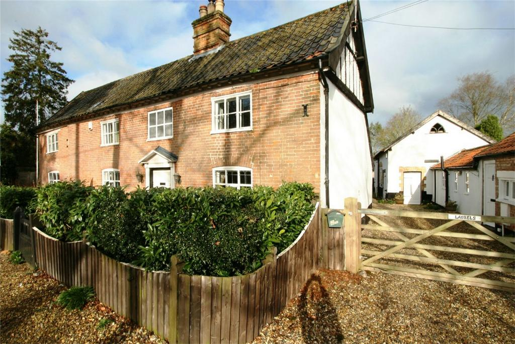 5 Bedrooms Country House Character Property for sale in The Street, NR17 1DD, Caston, ATTLEBOROUGH, Norfolk