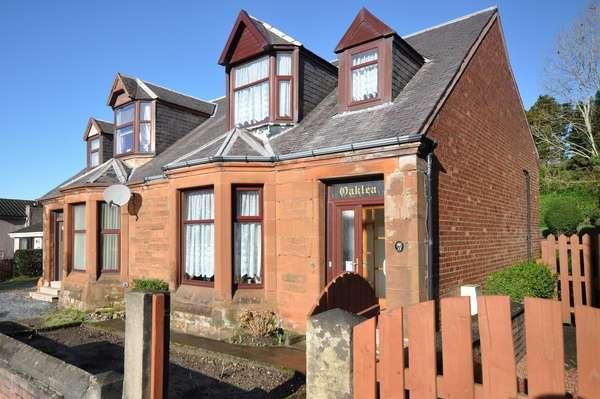 3 Bedrooms Semi-detached Villa House for sale in 15 Darvel Road, Newmilns, KA16 9BH