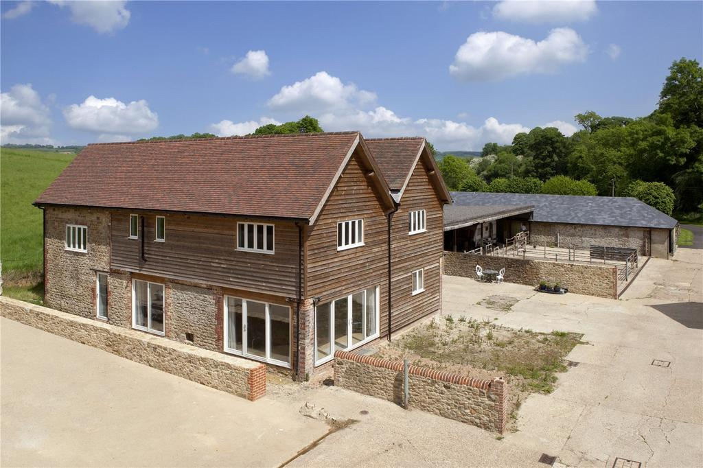 4 Bedrooms Equestrian Facility Character Property for sale in Chart Lane, Brasted, Westerham, Kent, TN16