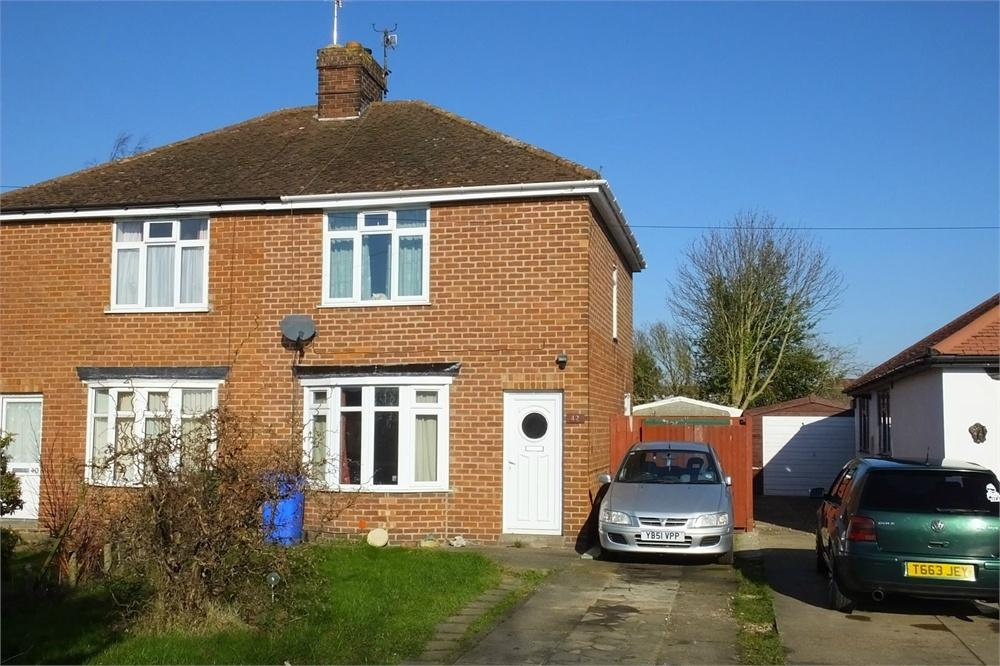 3 Bedrooms Semi Detached House for sale in Tytton Lane East, Wyberton, Boston, Lincolnshire
