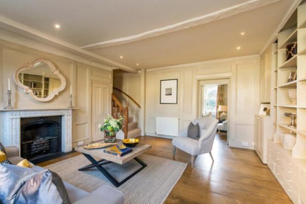 4 Bedrooms Terraced House for sale in Southwood Lane, Highgate Village, London, N6