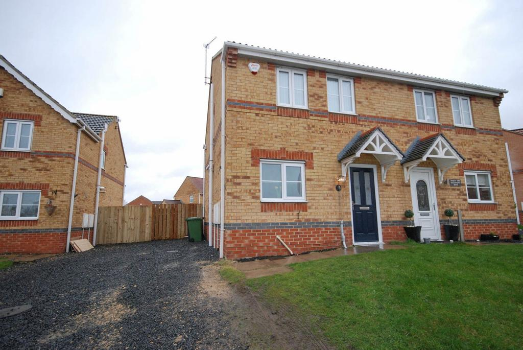 3 Bedrooms Semi Detached House for sale in Halesworth Drive, Havelock Park