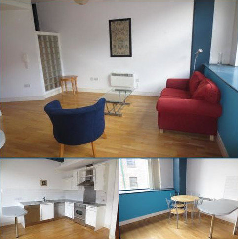 1 bedroom apartment to rent - Piccadilly Lofts, Dale Street
