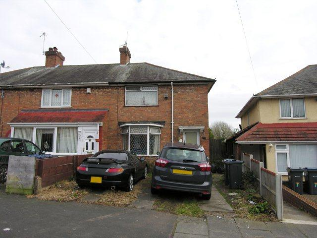 3 Bedrooms End Of Terrace House for sale in Ellerton Road,Kingstanding,Birmingham