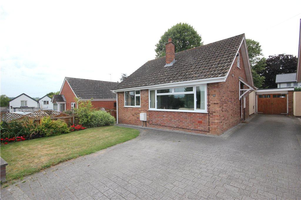4 Bedrooms Detached Bungalow for sale in Scotch Firs, Fownhope, Hereford, HR1