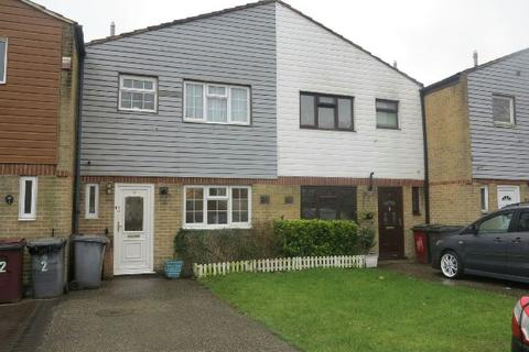 3 bedroom terraced house to rent - St. Elizabeth Close, Reading