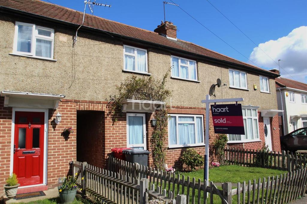 3 Bedrooms Terraced House for sale in Glanmor Road, Wexham