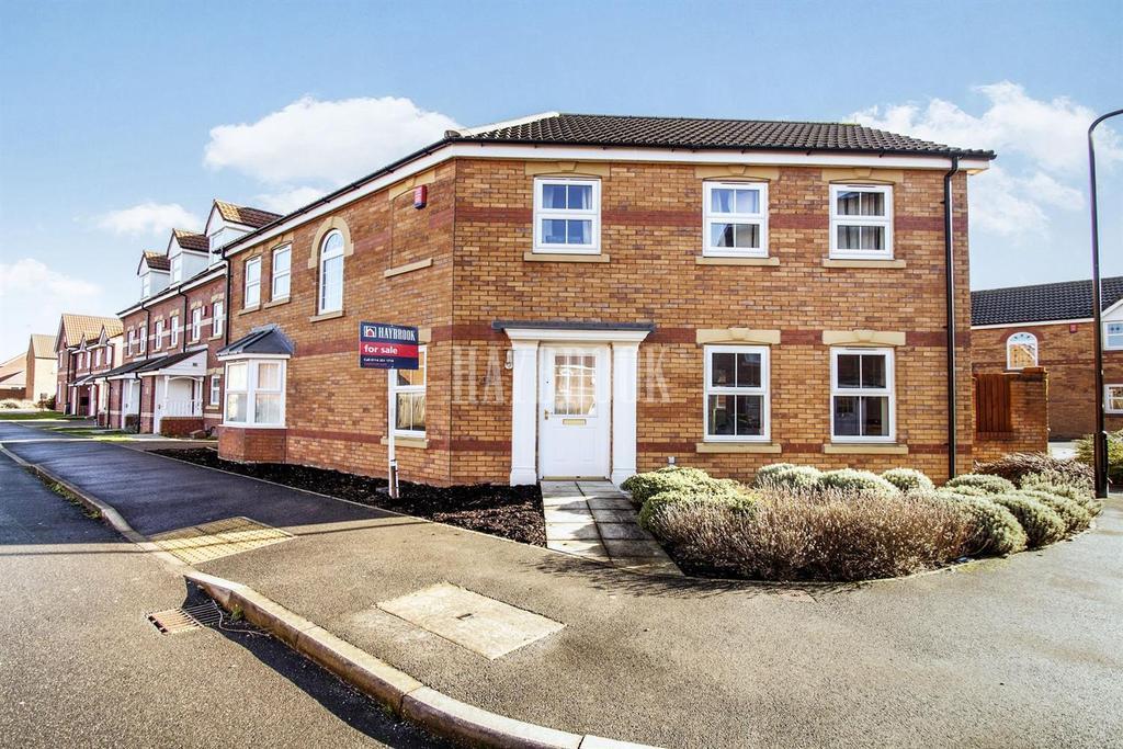 4 Bedrooms Detached House for sale in Sanders Way, Dinnington