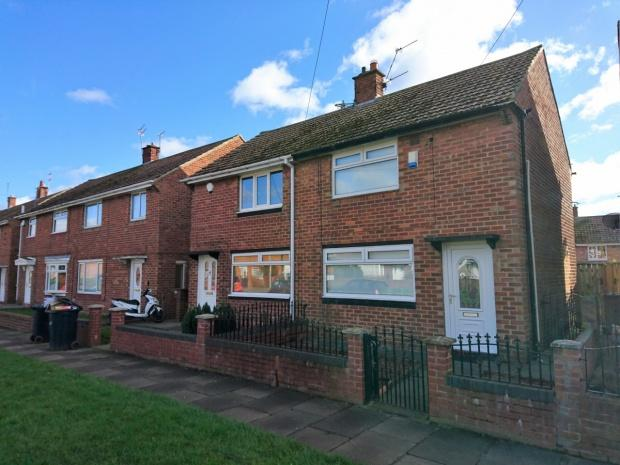 2 Bedrooms Terraced House for sale in Gillingham Road, Grindon, SR4