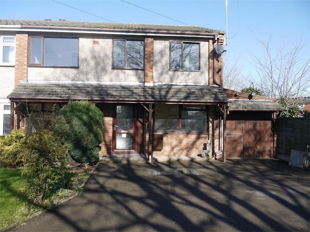5 Bedrooms Semi Detached House for rent in Woburn Drive, NUNEATON, Warwickshire