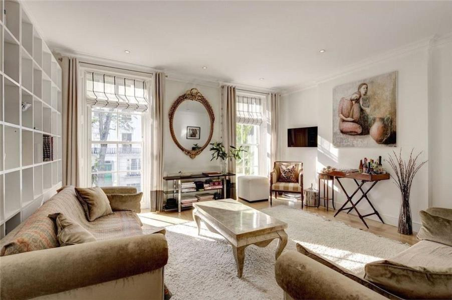 4 Bedrooms Flat for sale in Moorhouse Road, Notting Hill W2
