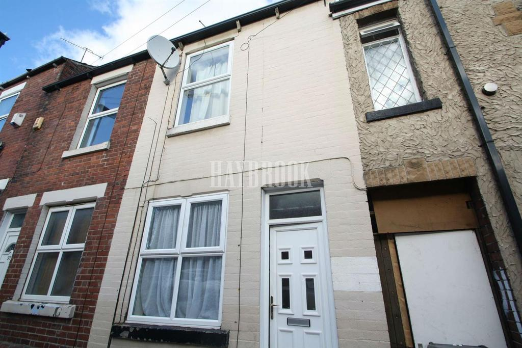 2 Bedrooms Terraced House for sale in Wade Street