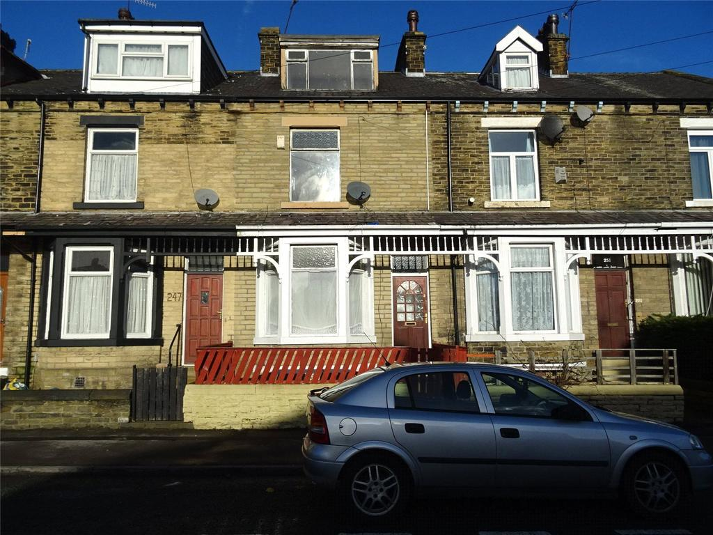4 Bedrooms Terraced House for sale in Parkside Road, Bradford, West Yorkshire, BD5