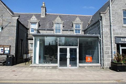 Retail property (high street) to rent - 57 Main Street, Alford, Aberdeenshire, AB33