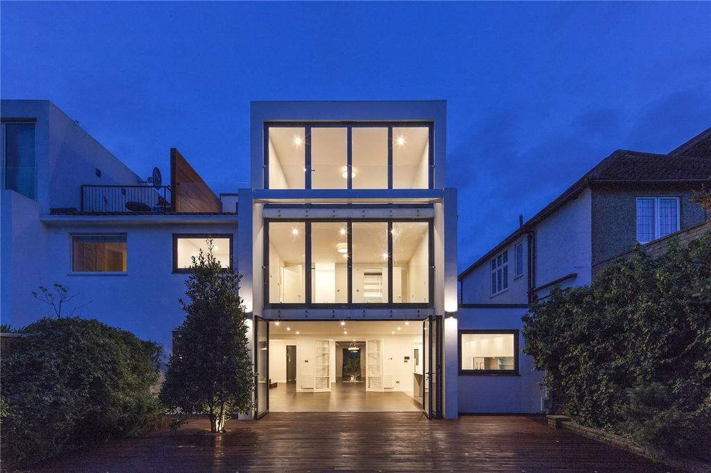 5 Bedrooms Detached House for sale in Alverstone Road, Brondesbury Park, London, NW2