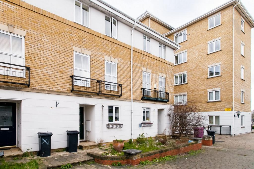 4 Bedrooms House for sale in Island Row, Limehouse, E14