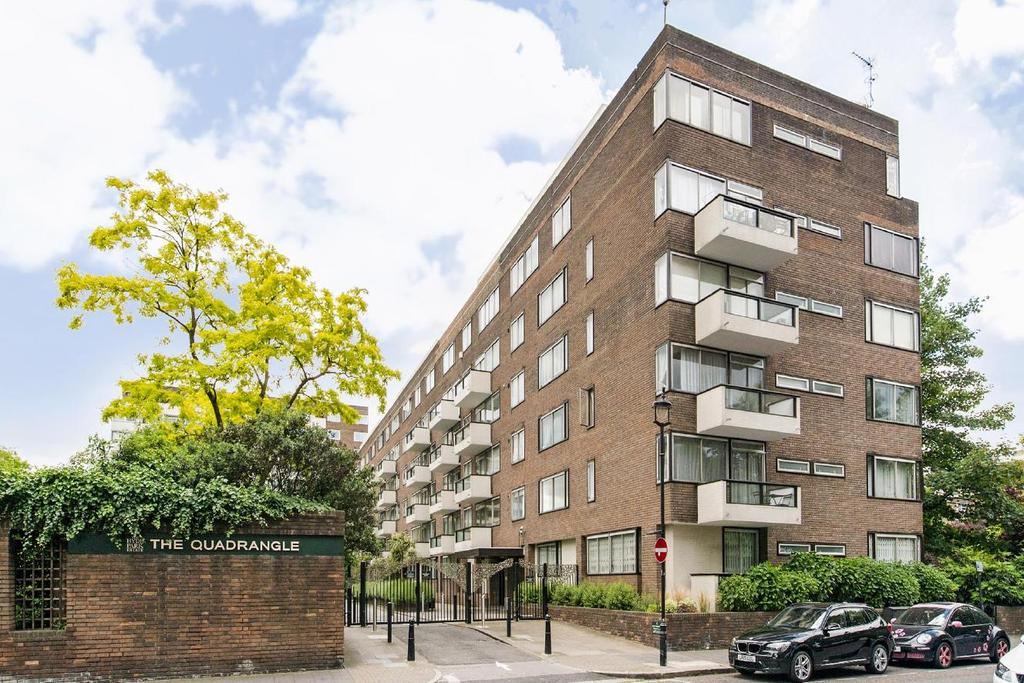 3 Bedrooms Flat for sale in Cambridge Square, Bayswater, W2