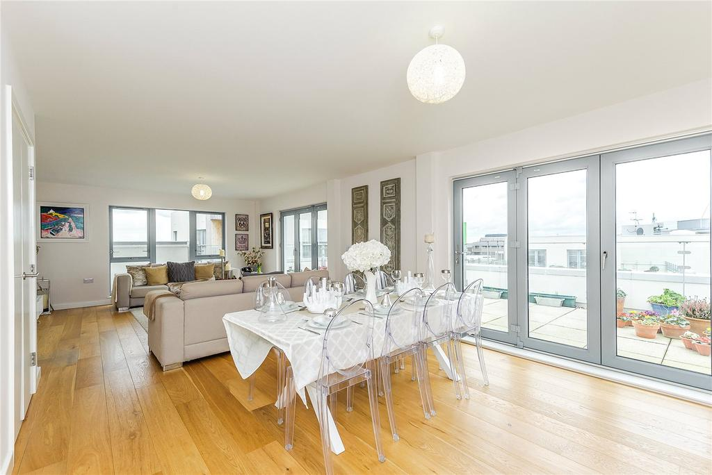 2 Bedrooms Penthouse Flat for sale in Glenalmond AvenPenthouseue, Cambridge