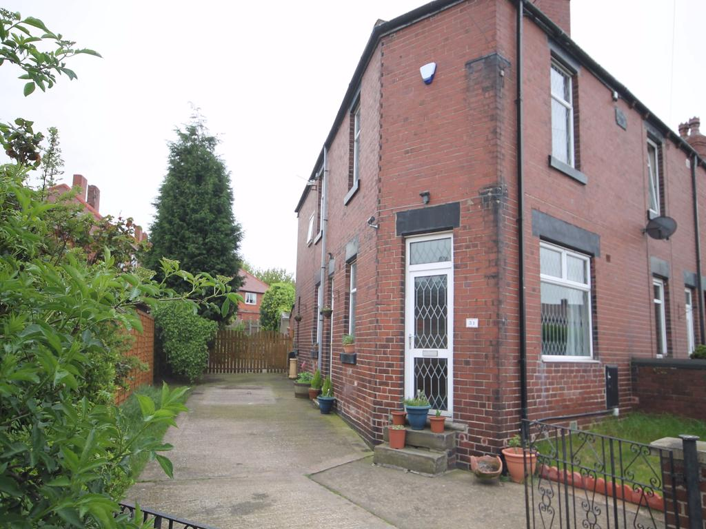 3 Bedrooms End Of Terrace House for sale in Sidcop Road, Cudworth, Barnsley, S72