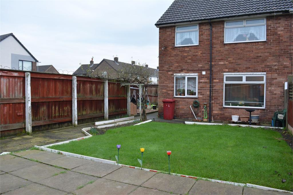 2 Bedrooms End Of Terrace House for sale in Blakeacre Road, Liverpool, Merseyside, L26
