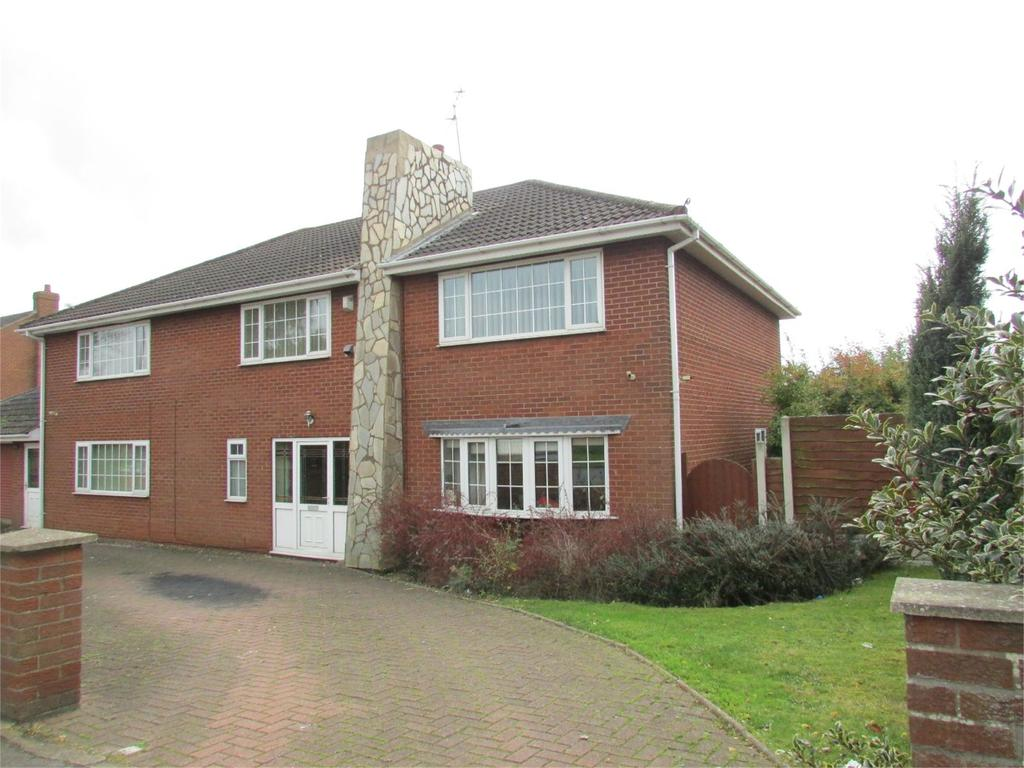5 Bedrooms Detached House for sale in Crowberry Drive, Scunthorpe, Lincolnshire, DN16