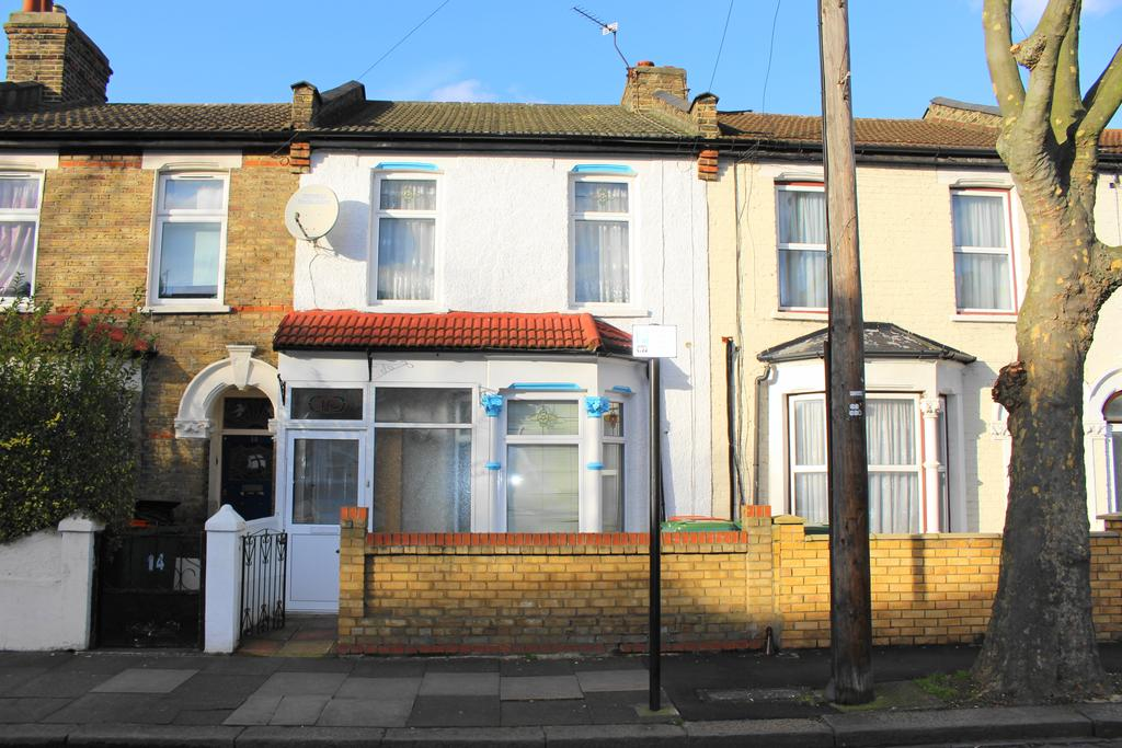 3 Bedrooms Terraced House for sale in Outram Road, East Ham E6
