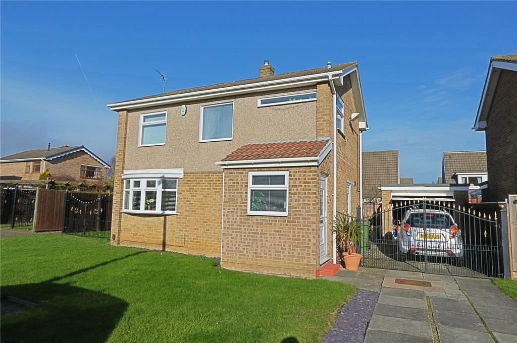 3 Bedrooms Detached House for sale in Whingroves, Thornaby