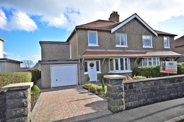 4 Bedrooms House for sale in Summerhill Road, Onchan, IM3 1NF