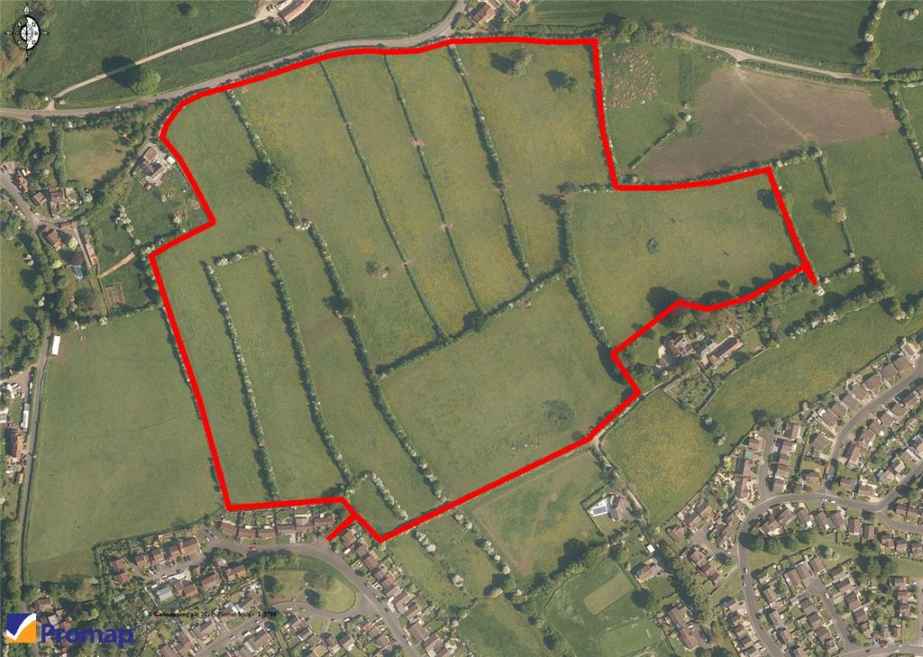 Land Commercial for sale in Frome, Somerset, BA11