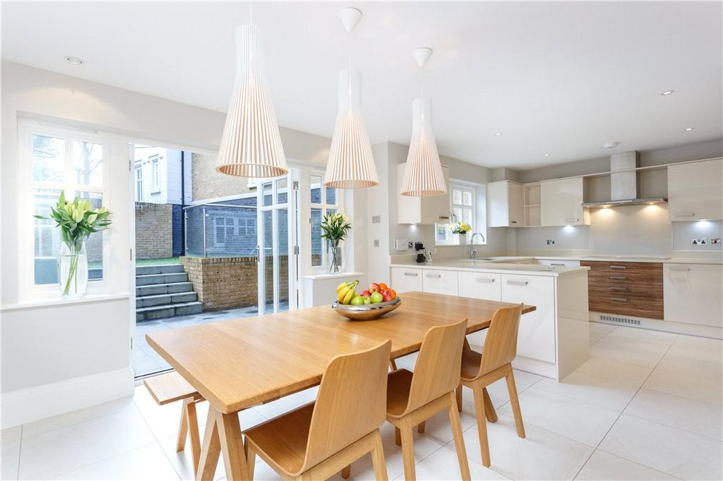 4 Bedrooms Detached House for sale in St. Annes Mews, Wimbledon, London, SW20