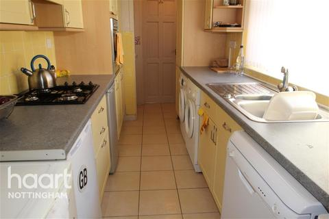 2 bedroom terraced house to rent - Vernon Avenue, Basford NG6
