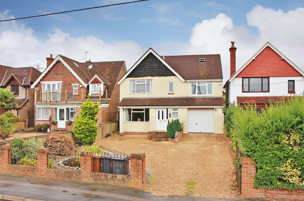 5 Bedrooms Detached House for sale in NURSLING