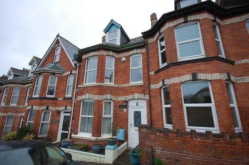 4 Bedrooms Terraced House for sale in Grove Crescent, Teignmouth