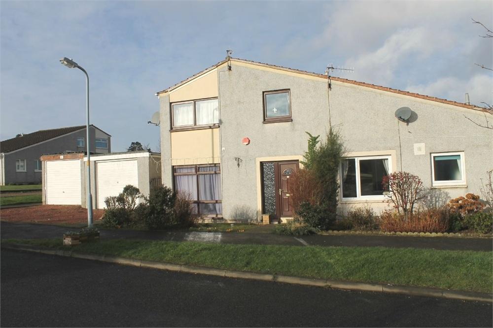 3 Bedrooms Semi Detached House for sale in Mordington Avenue, Tweedmouth, Berwick upon Tweed, Northumberland