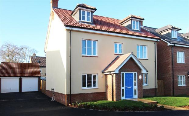 5 Bedrooms Detached House for sale in Kennett, Newmarket, Cambridgeshire