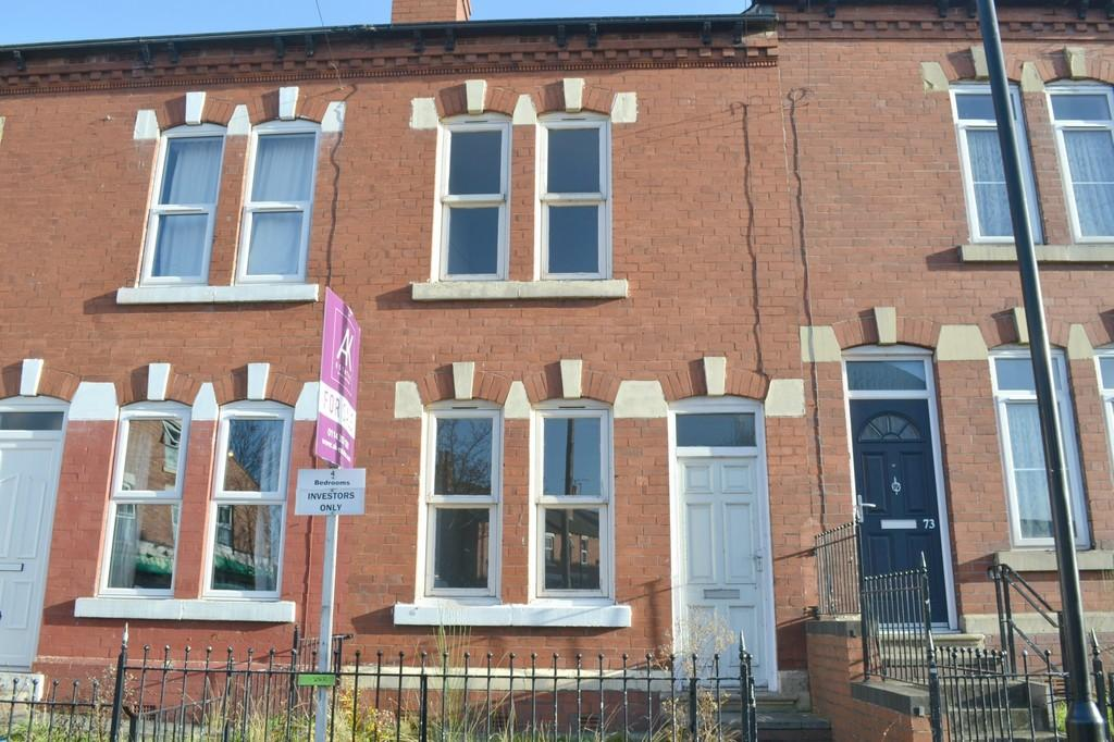 4 Bedrooms Terraced House for sale in St Lawrence Road, Tinsley, S9