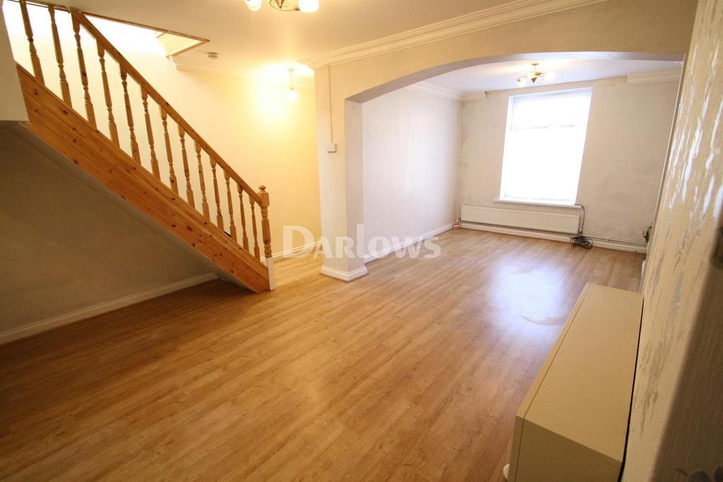 3 Bedrooms Terraced House for sale in Scwrfa Road, Scwrfa, Tredegar, Gwent