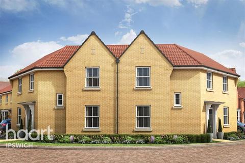 3 bedroom semi-detached house to rent - Franklin Road, Saxmundham