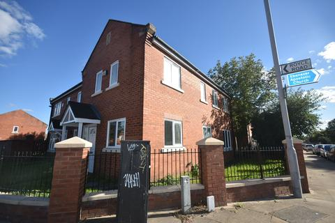 4 bedroom end of terrace house to rent - Royce Road, Hulme Manchester. M15 5LY