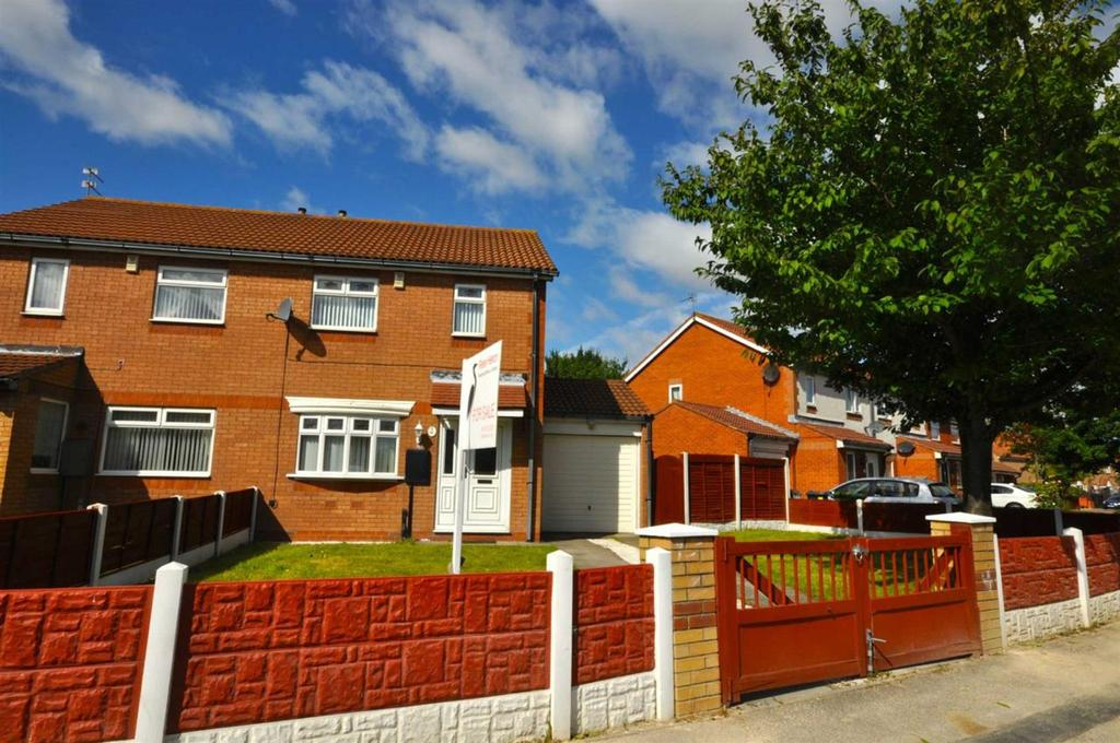 3 Bedrooms Semi Detached House for sale in Pallion Park, Pallion, Sunderland