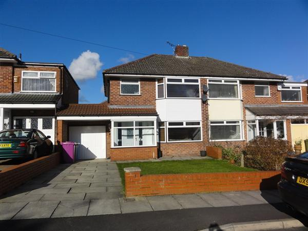 3 Bedrooms Semi Detached House for sale in Stoneyhurst Road, Woolton, Liverpool