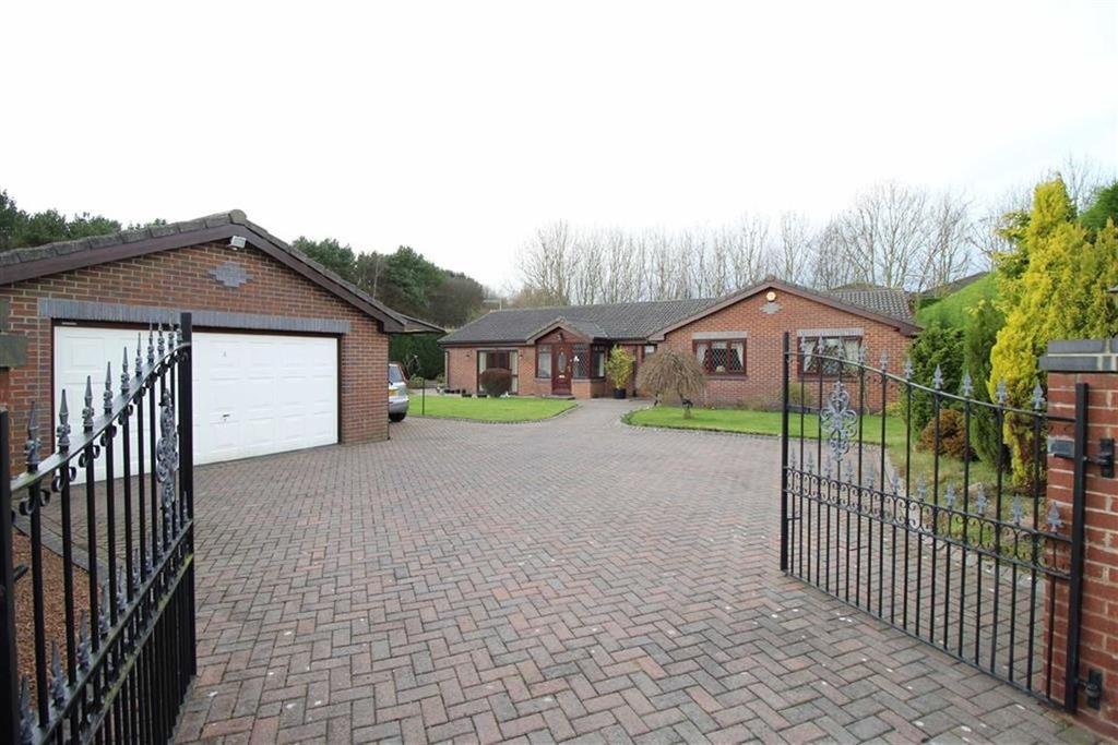 4 Bedrooms Detached Bungalow for sale in Brenkley Court, Newcastle Upon Tyne, NE13